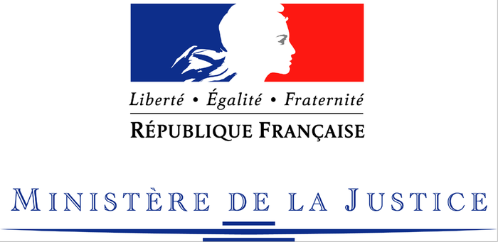 Logo Ministere de la justice