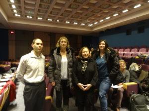 photo prise lors de la conférence