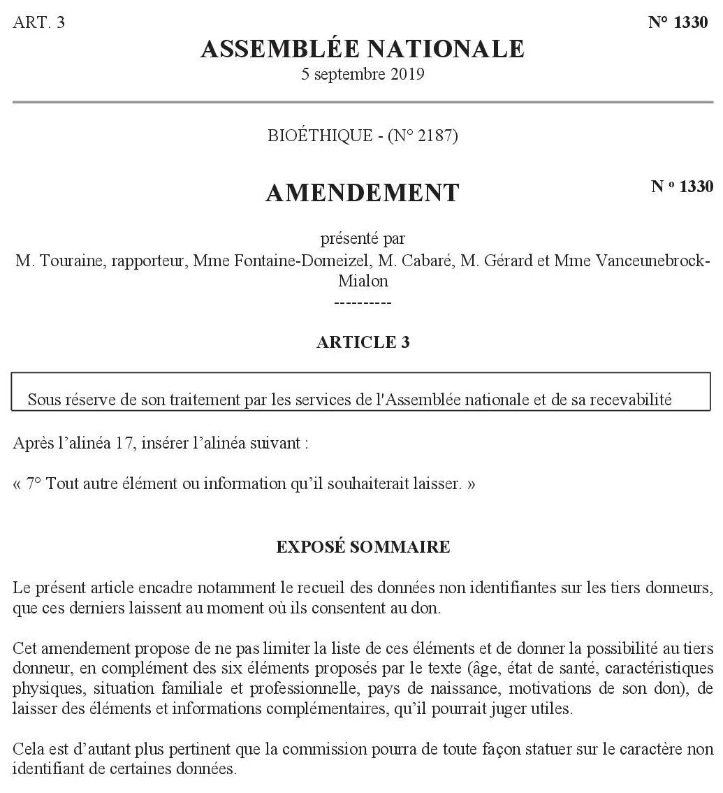 Amendement 1330