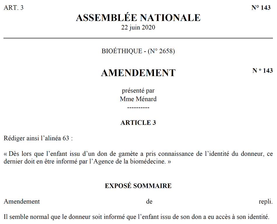 Amendement 143