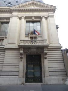 Academie Medecine Paris